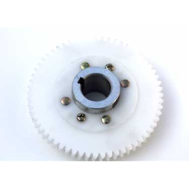 main nylon motor gear